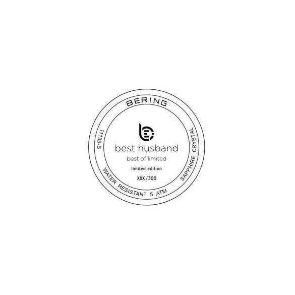 Bering Best Pack: Wife & Husband limited edition karóra