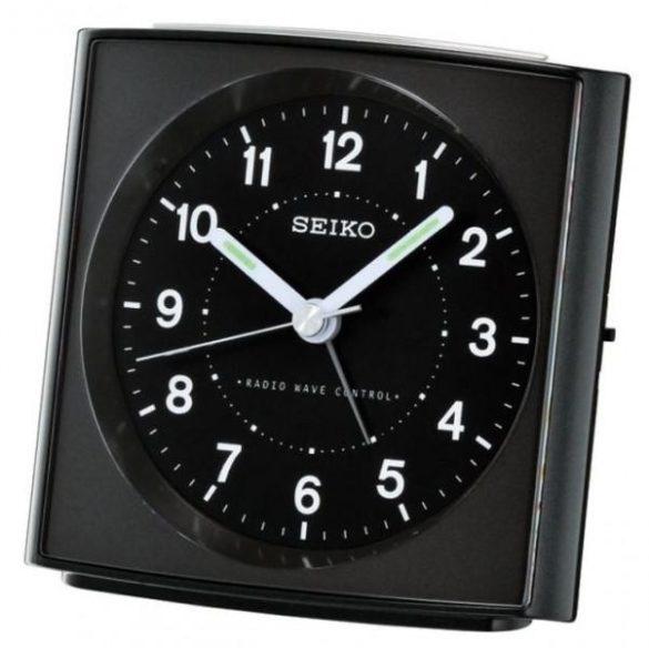 Seiko QHR022K rádiójel vezérelt ébresztőóra