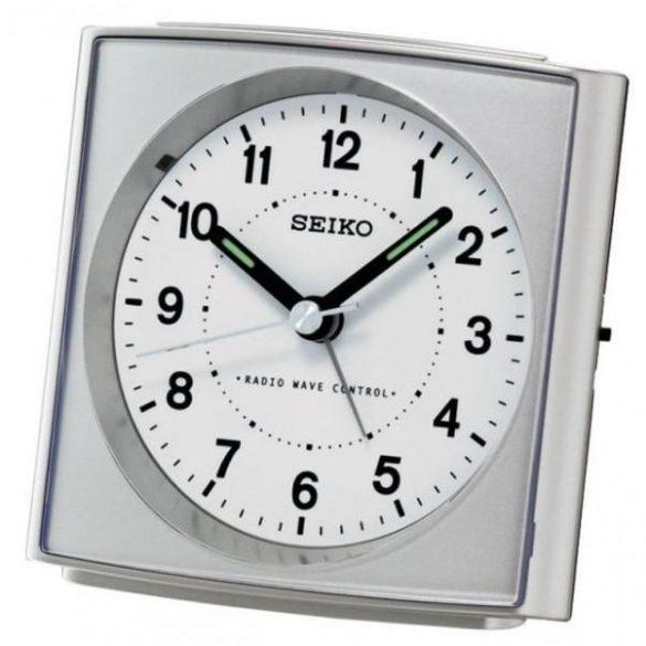 Seiko QHR022S rádiójel vezérelt ébresztőóra