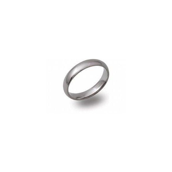 Unique titán gyűrű TR-106 unisex ékszer