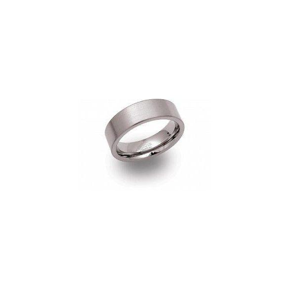 Unique titán gyűrű TR-15 unisex ékszer