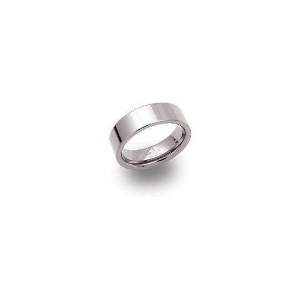 Unique titán gyűrű TR-16 unisex ékszer