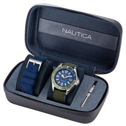 Nautica Set NAPCPS016 Férfi Karóra W3