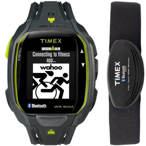 Timex Ironman Run X50 TW5K88000H4 uniszex karóra W3