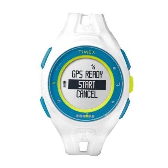 Timex Ironman Run X20 GPS TW5K95300H4 uniszex karóra W3